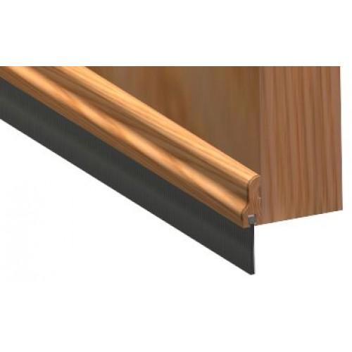 Premium Wooden Door Brush Seal