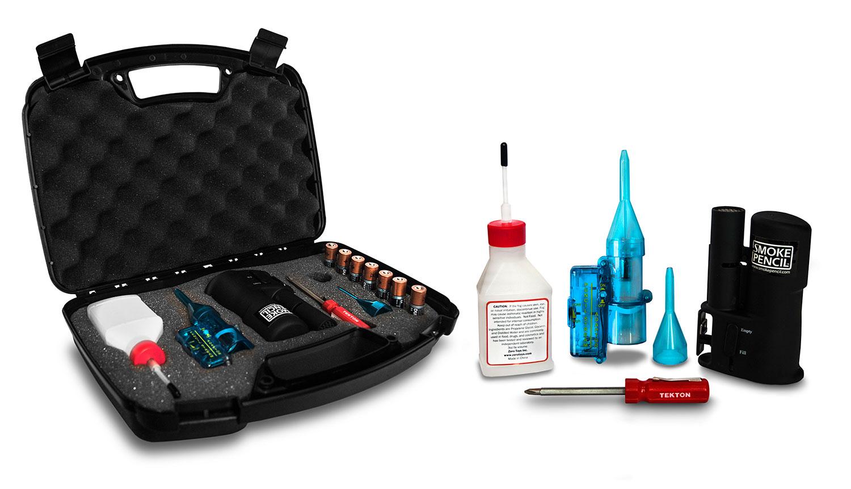 Smoke Pencil air leakage test kit